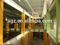best price prefabricated shopping mall steel structure building for sale