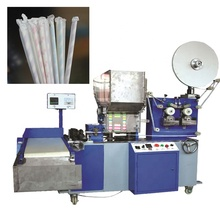 Automatic Wrapping Disposable Drinking Straw Packaging <strong>Machine</strong>