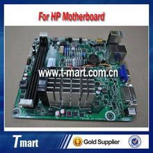 100% working Desktop Motherboard For HP E2-1800 1.7G Mini ITX DC-19V 683039-001 Fully tested.