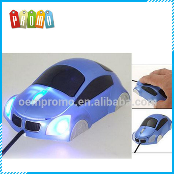 Wireless Car Model Mouse, Unique Wireless Mouse