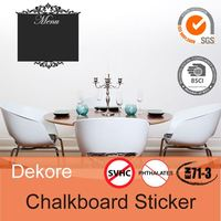 decorative wall stickers static cling wall decal