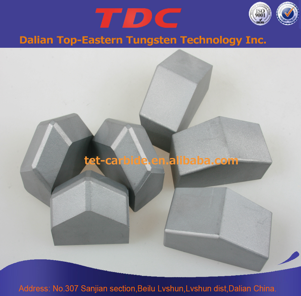 High quality cemented carbide shield cutter for rock drilling