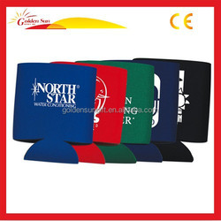 Fashionable High-Quality Customized Foldable Can Cooler Stubby Holder
