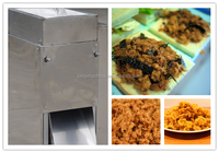 Cooked fish /beef /pork meat floss machine with low price
