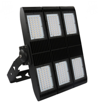 140LM/W 55000LM Module Design 400W LED Flood Light Bar 5 Year Warranty To Replace 1000W Halogen Lamp