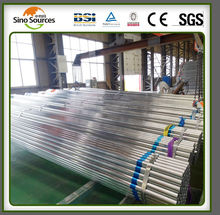 2017 trending products galvanized tube gi steel pipe gi pipe with high quality