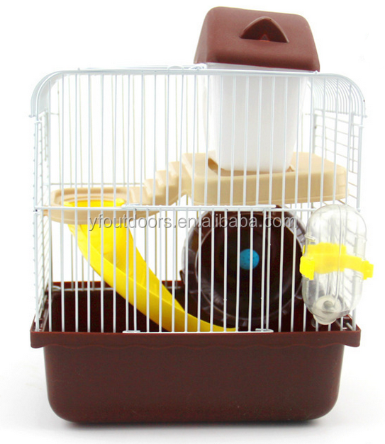 Metal pet cages for hamsters