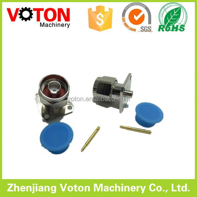 High potency ong life n male clamp connector antenna connector