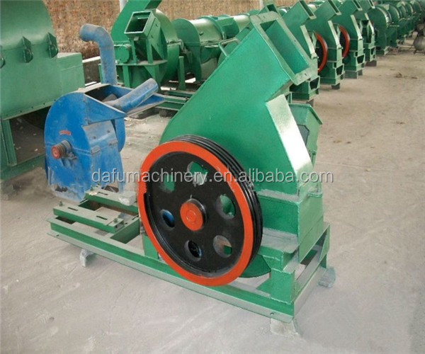 Finely Processed Wood Chipping Machine for Sale