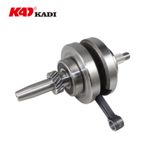125cc Hot Sales Motorcycle Engine Motorcycle Crankshaft For CG125