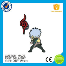 New products magnetic lapel pin cartoon lapel pin
