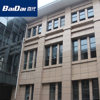 Baidai insulation board painting finishing fireproof decorative wall panel