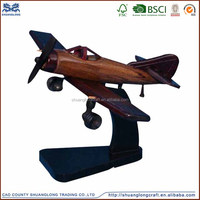2016 New fashion high quality kids toy wooden hand plane