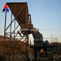 Mineral Crushing Machine Exported To Lazaro