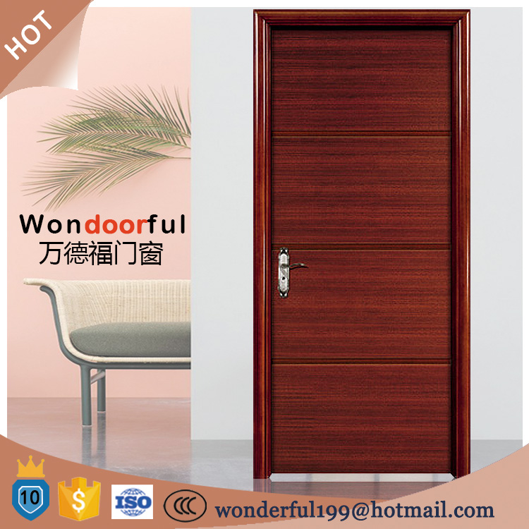 wholesale china factory export bedroom door design
