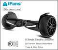 New All-terrain UL2272 Hoverboard smart two motor 800W 8.5inch electric balancing Scooter CE ROHS FCC anti-fire case