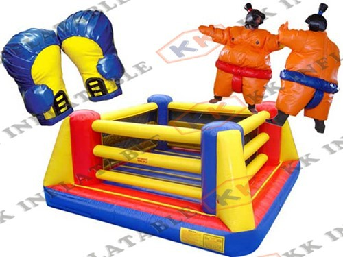 inflatable wrestling ring , inflatable boxing <strong>game</strong> area for sale