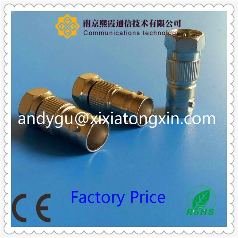 Male and Female Thread F Head for Kinds of Communication Connector