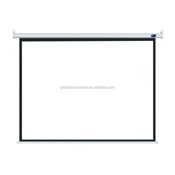Electric Projection Screen/Motorised projector screen/electric screen