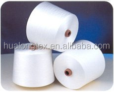 raw materials 100% cotton yarn