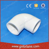pipe elbow 90 degree for electrical pvc conduit