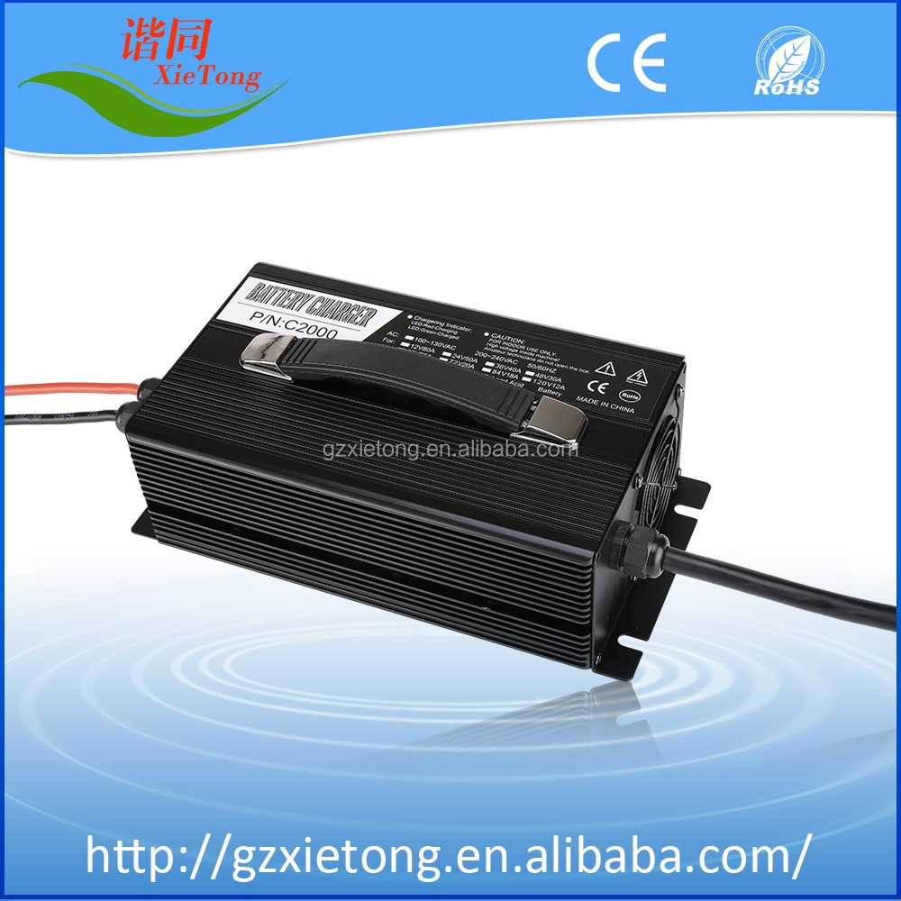 60V Electric Vehicle Battery Charger EV Battery Charger