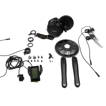Bafang BBSHD 1000w mid drive central motor ebike conversion kit