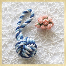 Funny pet toys pet toy ball rope toy for dog