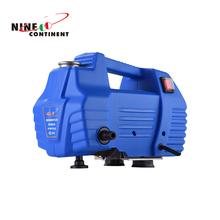 Safety and environment portable pressure washer car wash