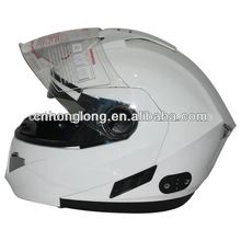 cross helmets with double visor (ECE&DOT certification)