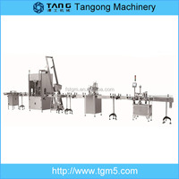 high capacity complete jam filling line