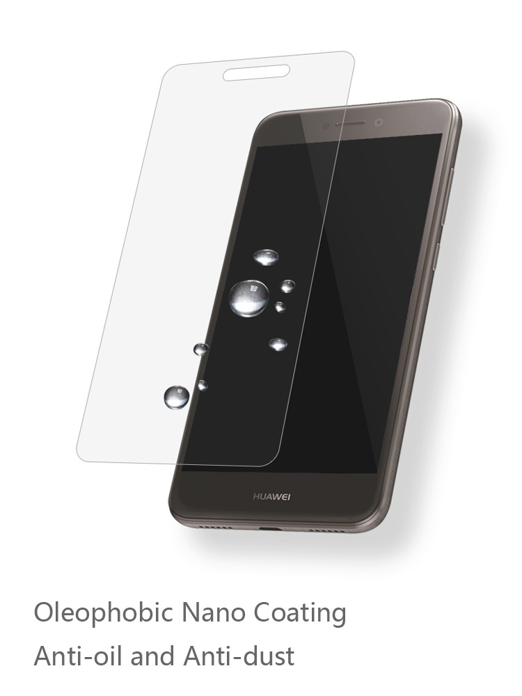 Anti-Blue Light 9H Ultra Thin Clear Tempered Glass Screen Protector For Huawei P8 Lite 2017