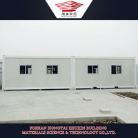 Low Cost Portable Combine Container Kit Homes