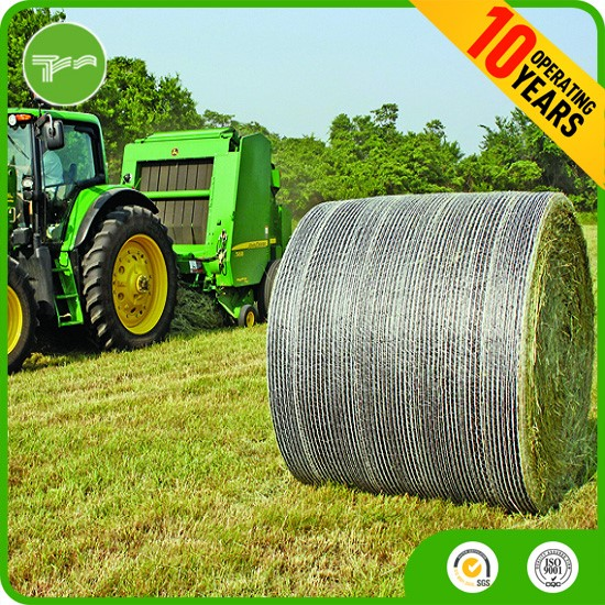 Hay warp from hangzhou xinguang plastic fro corn silage grab warp stop motion warp knitted tape sun shade