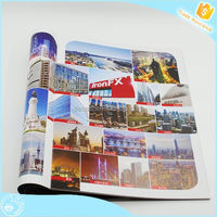 Get 100USD coupon perfect binding varnishing hair salon catalogue