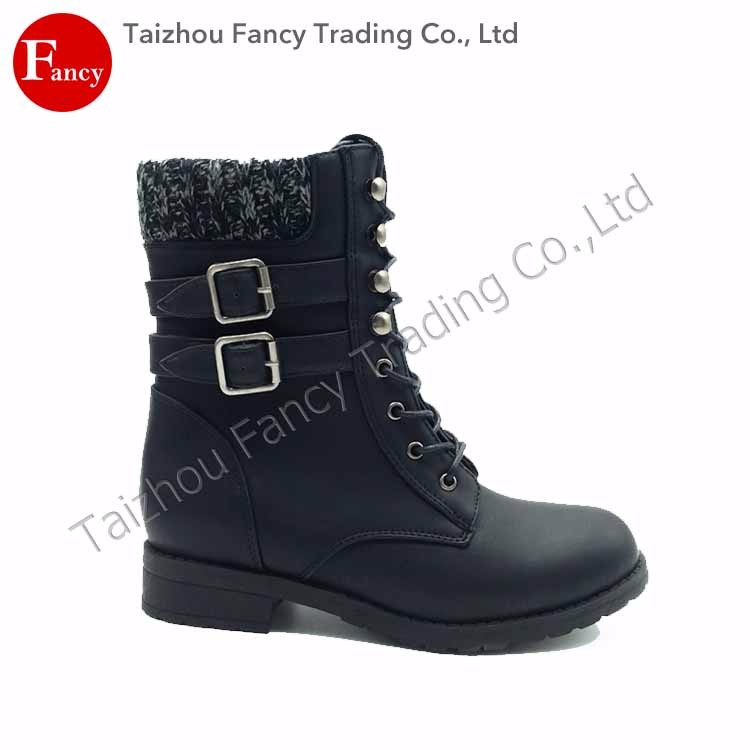 Practical OEM Low Price 2016 New Women Used Work Boots