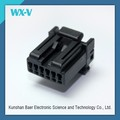Factory Price 6 Pin Way Tyco Equivalent Auto Electrical Female Terminal Connector Housing In Stock 175507-2