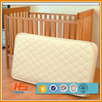 Anti-Bacteria baby crib cotton waterproof mattress Cover