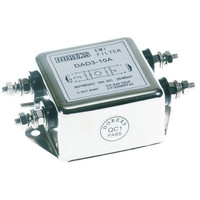 DAD3 10A DC power line noise filter emi filter