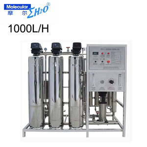 UV disinfection water filter equipment with Reverse osmosis system