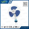 FW40-1 16'' home appliance wall mount oscillating fan with100w