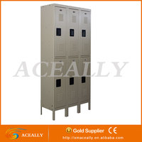 Colorful Stainless Steel Locker for sale weekly storage units garment lockers buy gym lockers