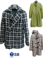 Quality Used Clothing: Ladies Coats