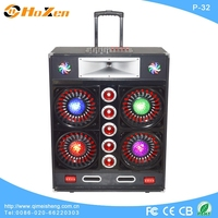 Supply all kinds of dvd speaker,speaker box covering,HOXEN indoor equipment pa system karaoke speaker