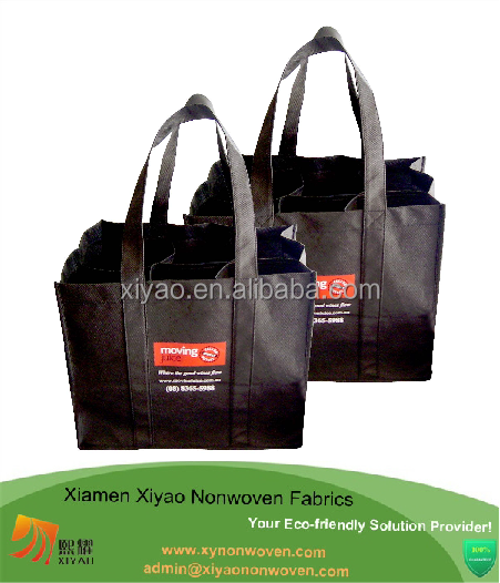 BSCI Audited Factory Nonwoven Wine Tote Bag Wholesale Online Shop China