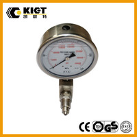 Hydraulic Oil Pressure Gauge For Cylinder Or Pump