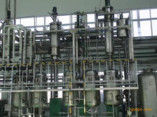 waste lube oil refinery in low operation temperature