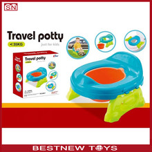 Adult baby potty chair with cover trainer travel baby potty seat for adults