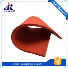 low hardness silicone foam rubber insulation sheet