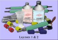 Liquimix 1 & 2 Anti-Lapping Solution for Rubber Cots